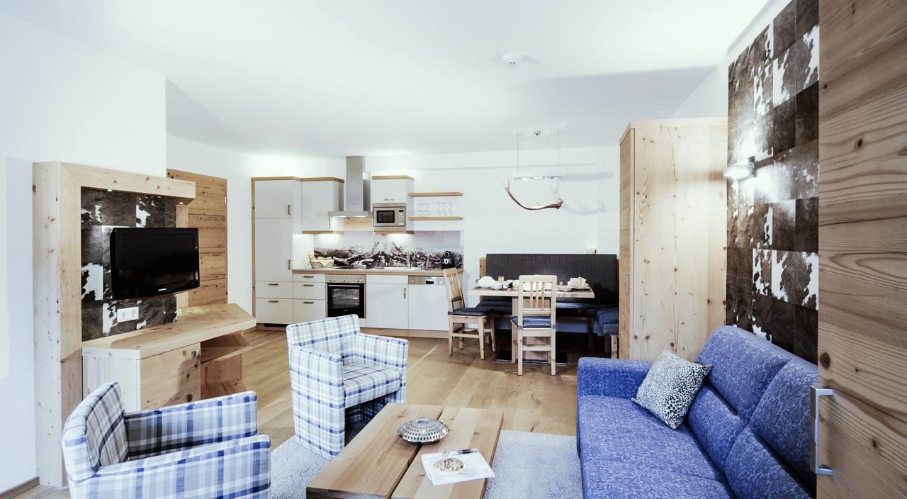 Apartment Schwarzleo – DAS RIVUS in Leogang, Salzburg