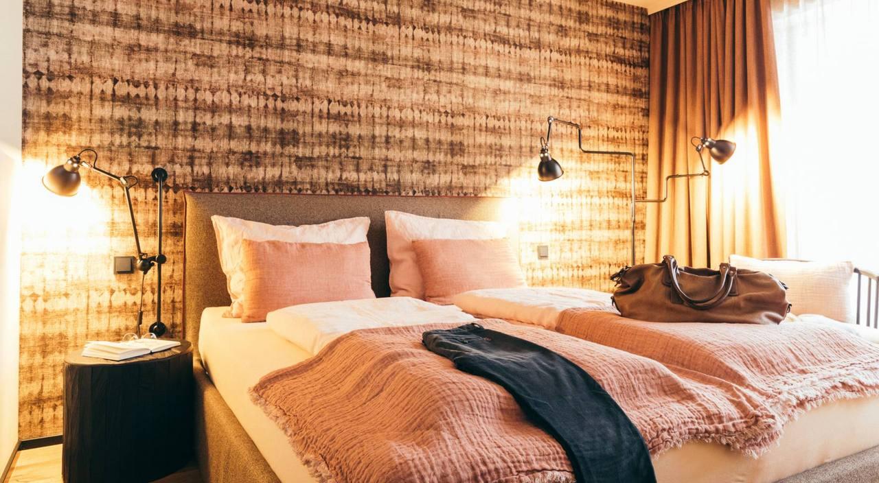 Silber Zimmer – DAS RIVUS – Luxus Zimmer in Leogang