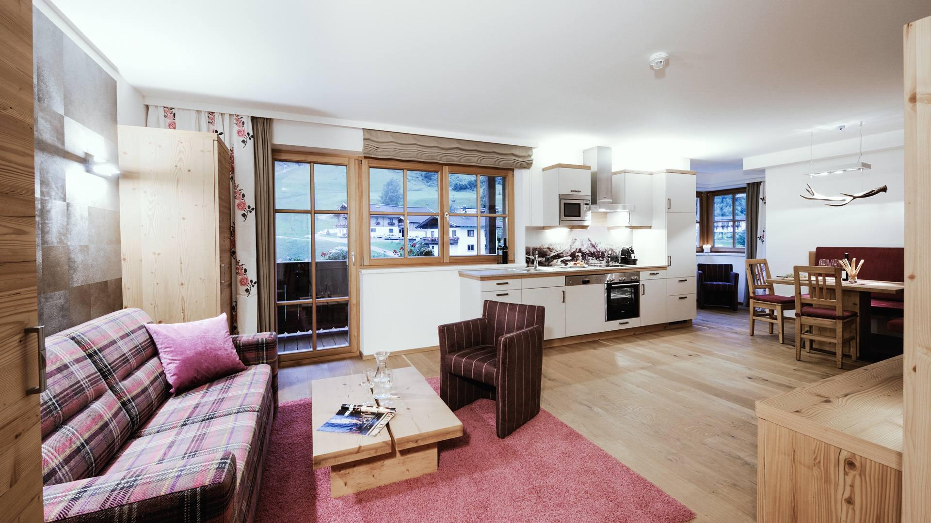 Apartment Birnberg – DAS RIVUS in Leogang in Österreich |