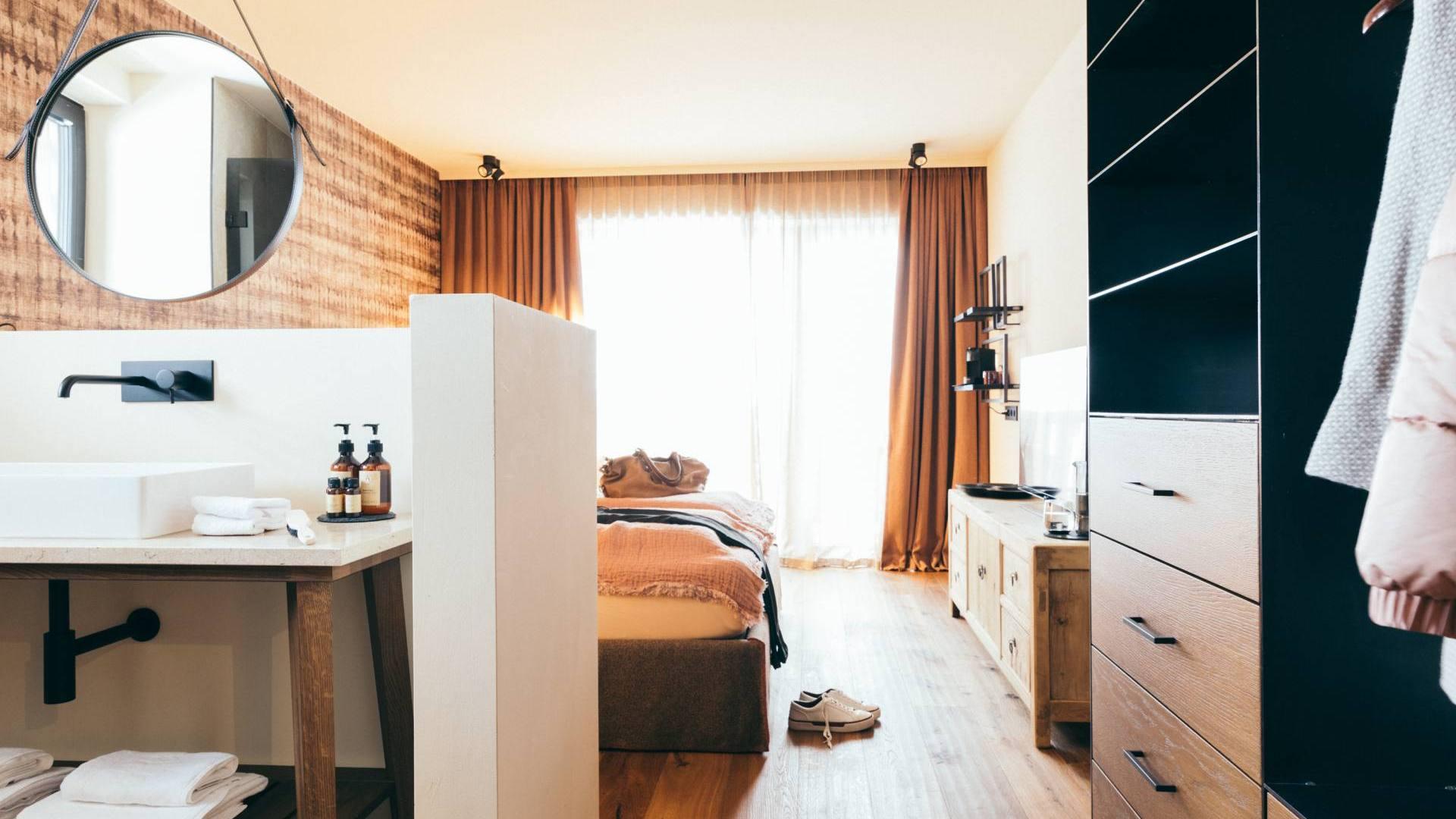 Gold Zimmer – DAS RIVUS – 4* Hotel im Salzburger Land