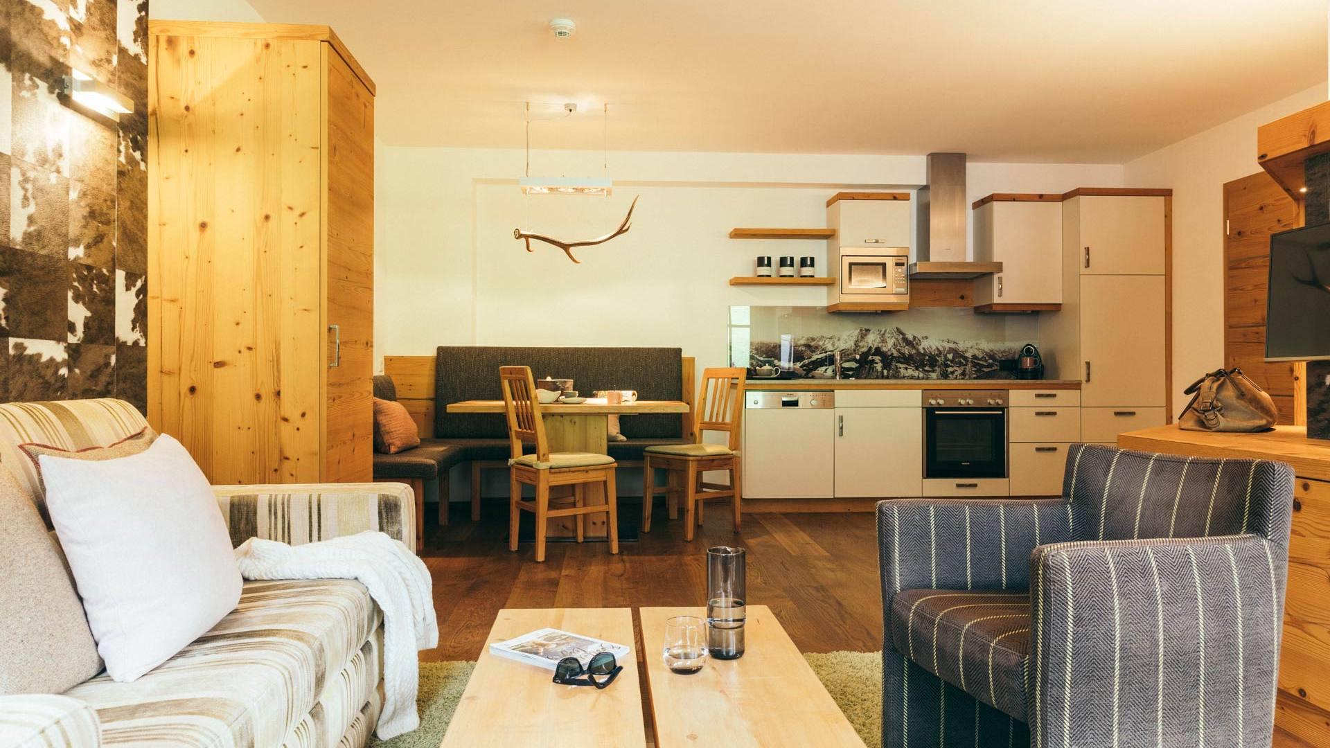 Apartment Rosental – DAS RIVUS – Apartments in Leogang