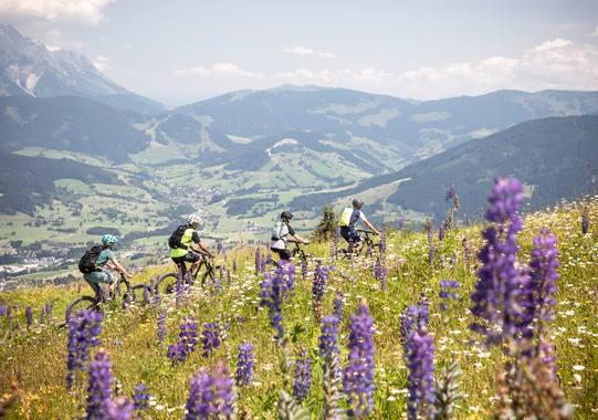 Leogang entdecken – DAS RIVUS – Aktivurlaub im Salzburger Land